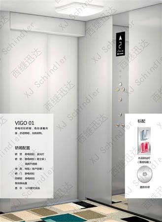 VIGO 01家用电梯