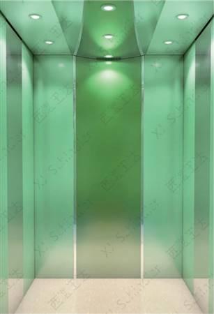 电梯装潢图片10
