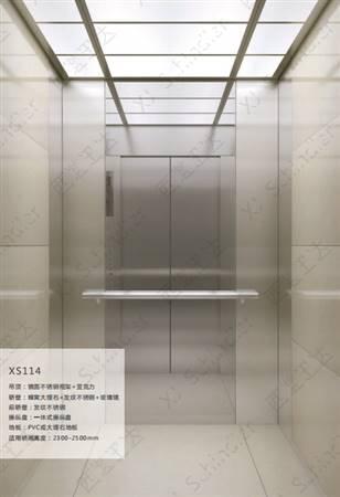 电梯装潢图片8
