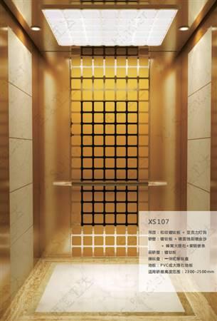 电梯装潢图片2